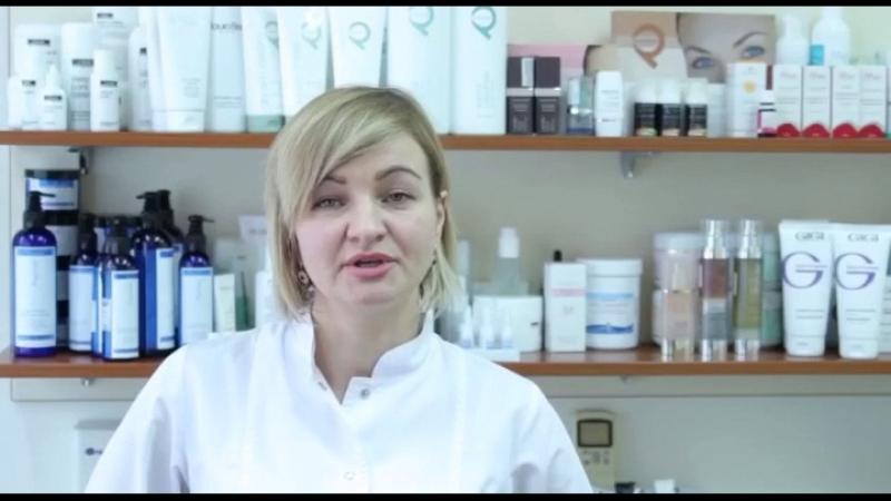 Уход за мужской кожей лица от косметолога Юлии Климовой