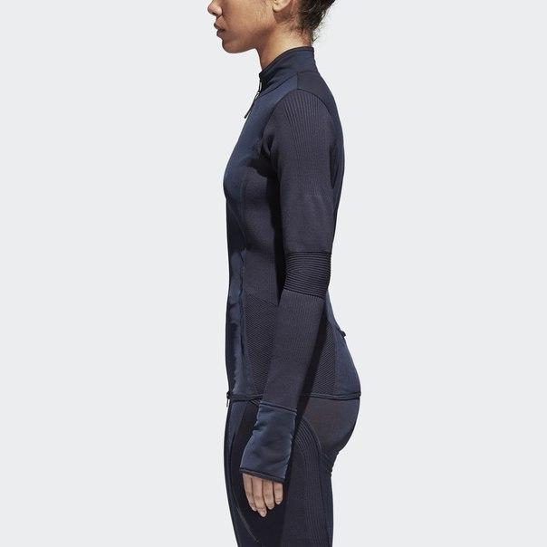 Куртка для бега Knit Mix Mid-Layer