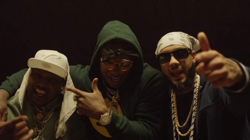 Stevie Stone JL - Groomed By The Block (Feat. PHresher) - OFFICIAL MUSIC VIDEO