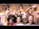 Отрывок из клипа LipDub Université Laval  Bon Jovi Livin' On a Prayer