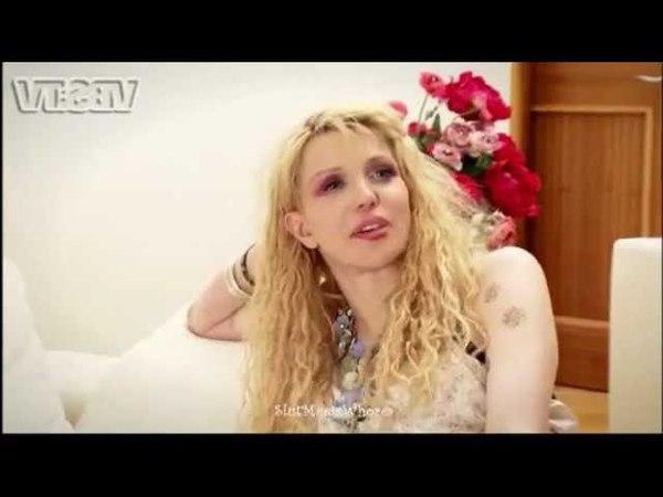 Courtney Love Documentary Video Trailer NME com