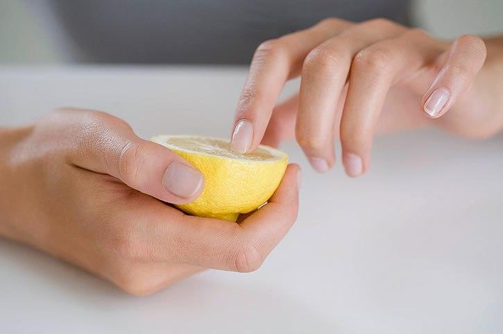 Как укрепить ногти.