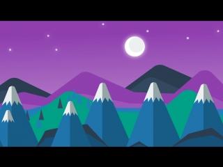 Mountain\flatdesign
