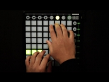 tribal plays׃ Hes a Pirate (Pirates of the Caribbean - Klaus Badelt ) Launchpad Cover