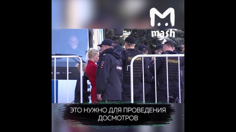 Конвоиры МВД пожаловались на отсутствие женщин и другие косяки