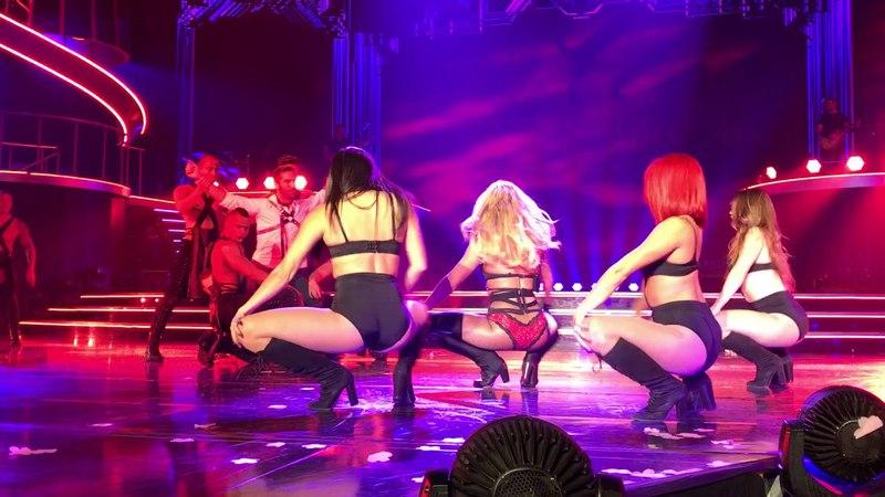 Britney Spears 'Piece Of Me'/ Freakshow Do Something live HD FULL / PH Las Vegas 20 october 2017