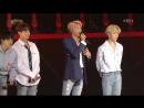 KBS1 열린음악회 방탄 중간 멘트 __ BTS Ment @ KBS Open Concert KPOP World Festival 2017