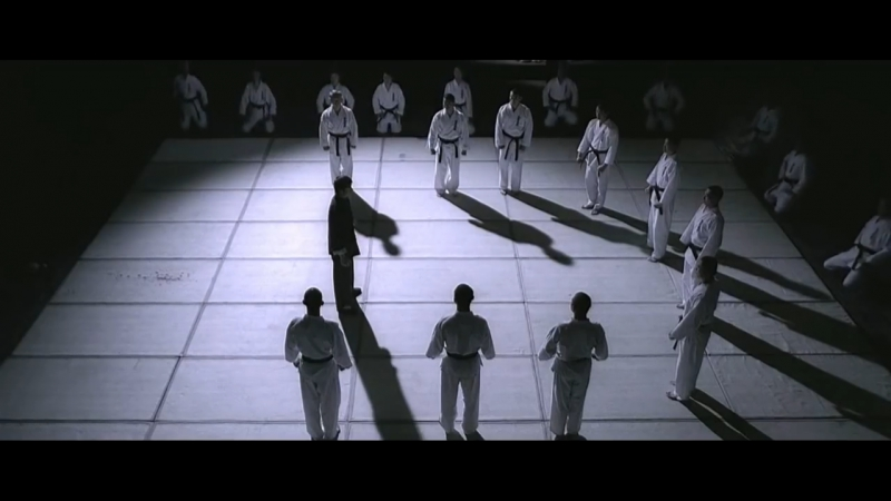 Ип Ман - Бой против десяти японских каратистов [ Yip Man фильм 2008 Донни Йен]