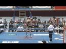 Koji Iwamoto Masanobu Fuchi vs Fuminori Abe Osamu Nishimura AJPW Raising An Army Memorial Series Day 5