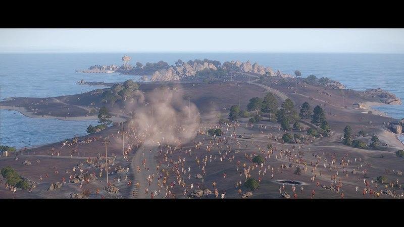 ArmA 3 - Zombies Demons: Aegis II - Conflict