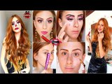 OCTOBRE 2017 - New AMAZING Makeup Hair Tutorials By MariMariaMakeup