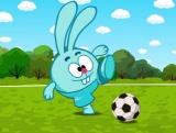 Крош приглашает на футбол