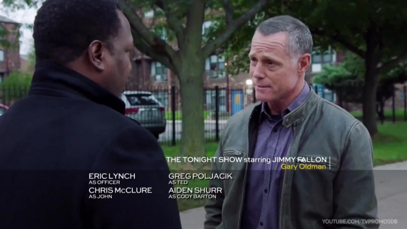 Chicago PD - Episode 5.08 - Politics - Promo