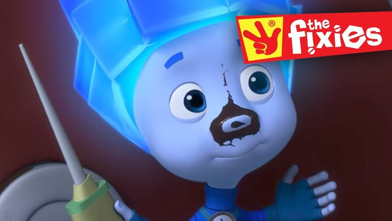 The Fixies ★ The Vent - Plus More Full Episodes ★ Fixies English | Cartoon For Kids