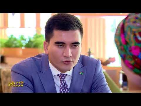 Turkmen Kino 2018 Ykbal öwrümi