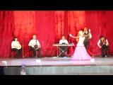 Филатова Ульяна-импровизация под оркестр Хайям