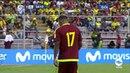 SEGUNDO TIEMPO COLOMBIA VS VENEZUELA FECHA 15 ELIMINATORIAS A RUSIA 2018