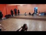 Детская танцевальная группы тренера Риты Михайловой