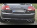 Cutouts Audi A8 D3 V8