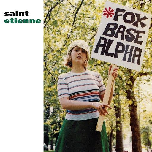 Saint Etienne альбом Foxbase Alpha