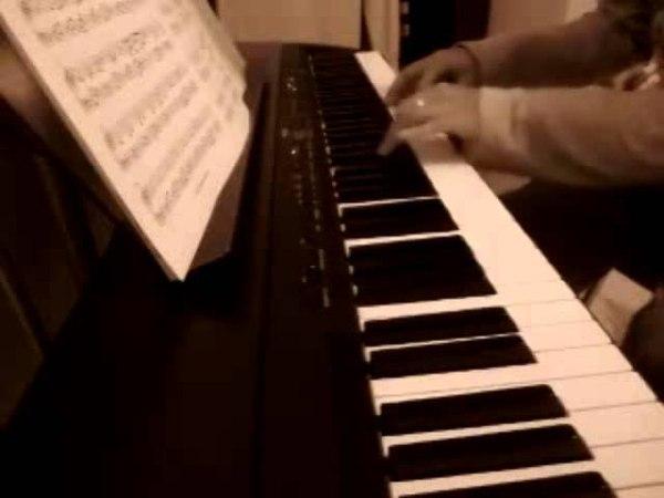 Voices - Yoko Kanno (Piano cover)