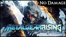 Metal Gear Rising Revengeance - All Bosses on Revengeance【S Rank, No Damage, Secondaries, Body, Wig】
