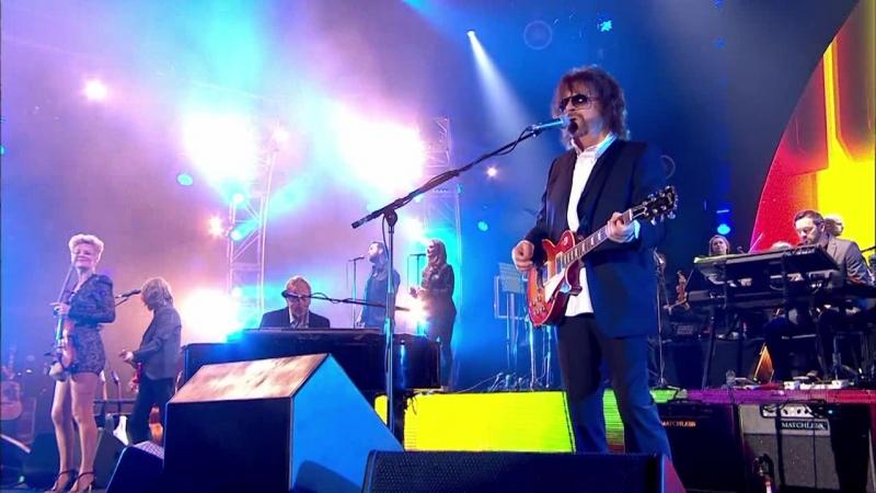 Jeff Lynnes ELO - Rock n Roll is King 14 (Live in Hyde Park London 2014)