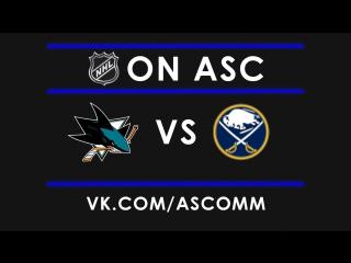NHL  Sharks vs Sabres