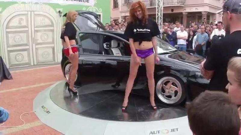Rockford Fosgate belgia -- Opel Astra -- Wojna północ południe skaryszew 2012