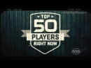 TOP-50 Players Right Now. 20-11