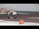 МиГ31 атакует условного противника в Арктике кадры из кабины