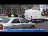 Опасная зебра- сбивший людей в Коммунарке водитель даже не пытался тормозить - Россия 24