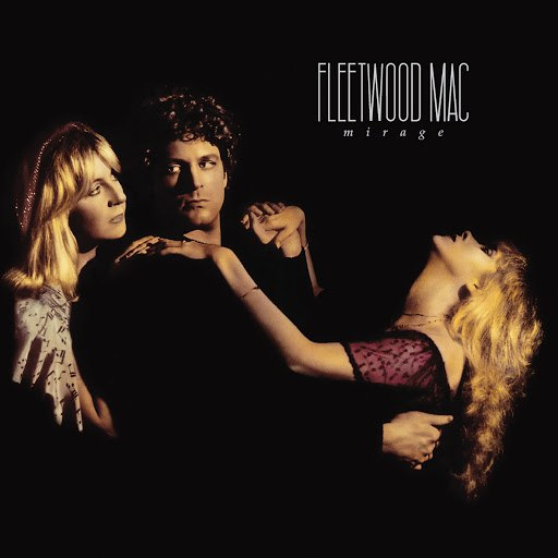 Fleetwood Mac альбом Mirage (Remastered)