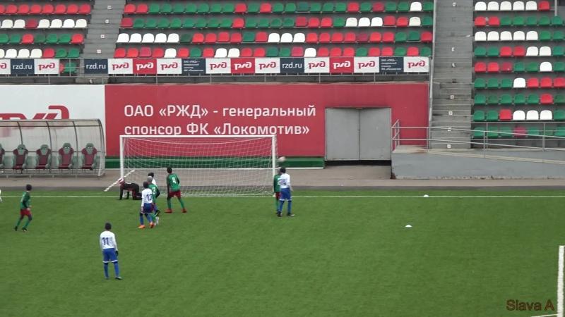 2018-04-22 Локо_2007 - Динамо (2 тайм)