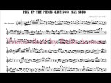 Great Funk Solo!!! (Average White Band - Pick Up The Pieces) Transcription by Refat Asanov