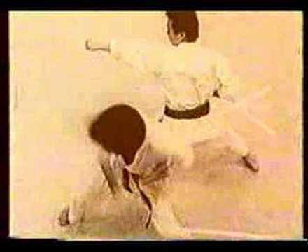 Yahara Crab Claws Karate takedown