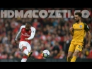 MAÇ ÖZETİ: Arsenal 2 - 0 Brighton Hove Albion |