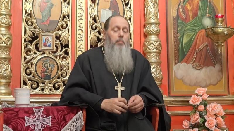 Пророчество Богородицы о России (прот. Владимир Головин)