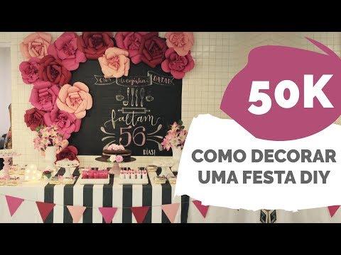 50 MIL | FAÇA VOCÊ MESMO UMA FESTA | Por GavetaMix