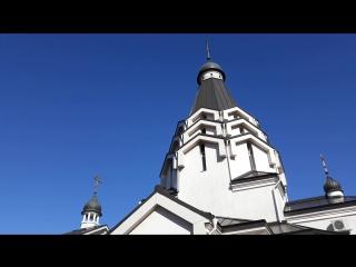 Храм Георгия Победоносца в Купчино