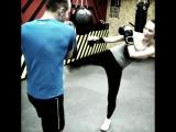Интервальная тренировка Фитнес кикбоксинг в клубе Rocky Rounds