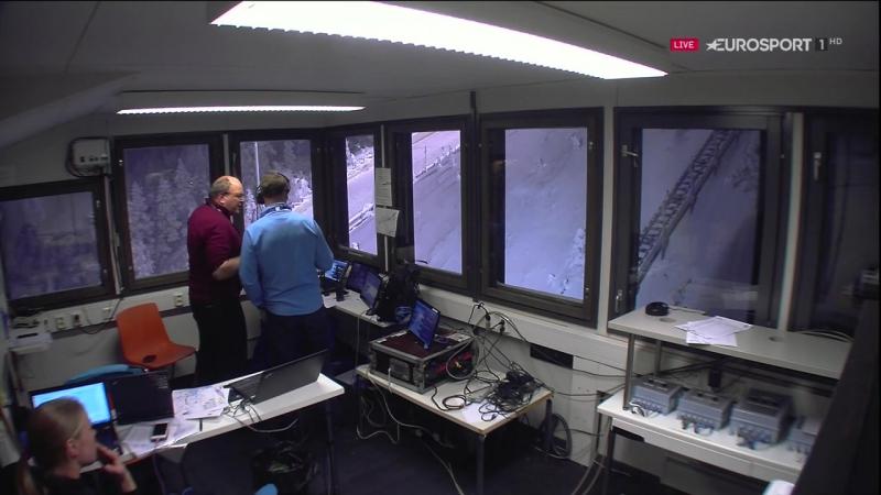 Кубок Мира 2017-18 / Рука (Финляндия) / Мужчины. Лыжное двоеборье / Stage -1- Jump