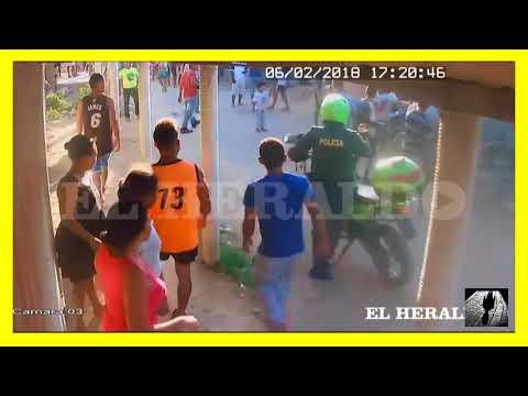 Policía mata a tiros a un joven tras no pagar una gaseosa!