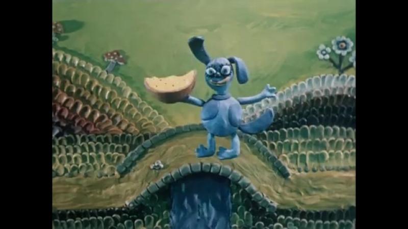 Пластилиновая ворона 1981 Советский мультик Золотая коллекция