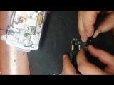 Sony Ericsson Xperia Play (R800i) замена слота SIM карты