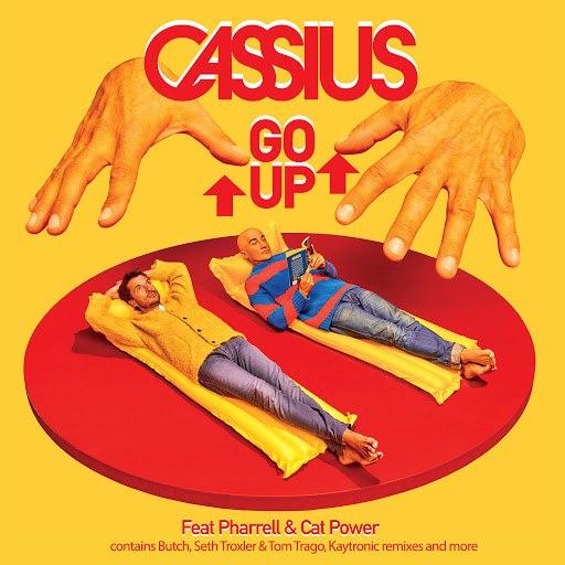 Cassius альбом Go Up (EP)