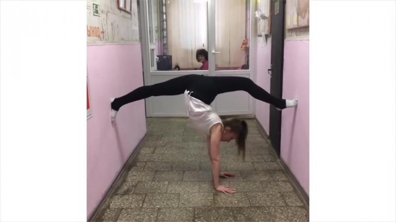 SLs GOOD LEG Flexibility Stretching