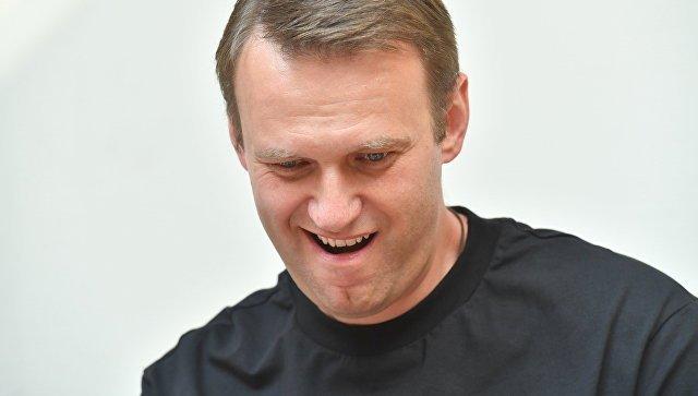 Навальный высказался по поводу своего задержания в Москве