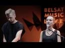 Гіпнатычны сэт Shuma ў Belsat Music Live Белсат