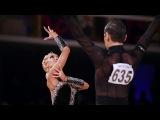 Armen Tsaturyan - Svetlana Gudyno, RUS | Copenhagen Open 2018 - WO LAT - SF PD